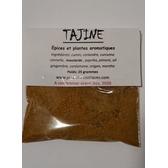 Tajine, épices 25 gr