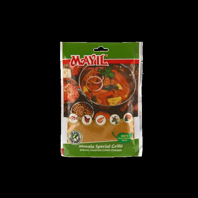 Massala SANS piments,  Mayil, sachet de 50 gr