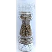 ''Sel fou'' à la Catalane© au gros sel de source 100% naturel de Salies de Béarn, moulin en verre, 85 grammes.