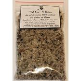 ''Sel fou'' 5 Baies © au gros sel de source 100% naturel de Salies de Béarn , recharge 85 gr.