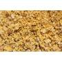 ''Sel fou'' Safran jaune - Piment  ©  au gros sel de source 100% naturel de Salies de Béarn moulin en verre rechargeable