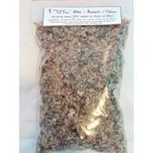 ''Sel fou'' Olive - Romarin - poivre © au gros sel de source 100% naturel de Salies de Béarn , recharge 225 gr.