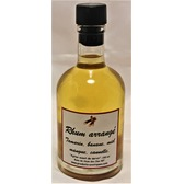 Rhum arrangé tamarin, banane, miel, cannelle, mangue 40% vol,  250 ml