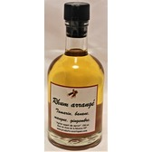 Rhum arrangé tamarin, banane, mangue, gingembre 49 % vol,  250 ml