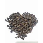 Poivre noir de Madagascar en grain, sachet de 25 grammes.