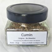 Cumin grain, 50 gr dans pot en verre