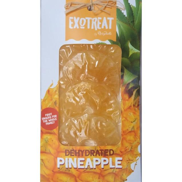 Ananas déshydraté sous vide, 175 gr