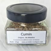 Cumin moulu (Anis petit) dans pot en verre 50 gr