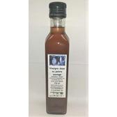 Vinaigre doux au poivre sauvage, bouteille en verre 250 ml