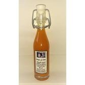 Vinaigre de cidre bio au curcuma Extra, bouteille en verre 50 ml