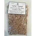 ''Sel fou'' Provençal © au gros sel gemme de source 100% naturel de Salies de Béarn , recharge 85 gr.