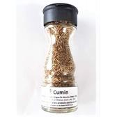 Cumin en grains, 50 gr dans saupoudreur en verre