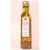 Huile d'olive au combava, bouteille en verre 250 ml