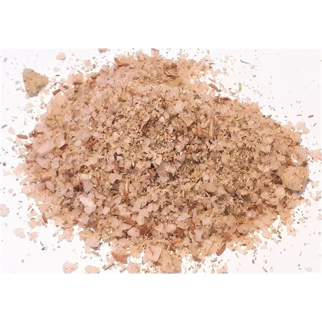 ''Sel fou'' en vrac Romarin - Lavande Bio au sel gemme de source 100% naturel de Salies de Béarn , recharge : 85 gr ou 225 gr.
