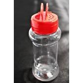 Salière / poivrière en plastique(PET), vide, rechargeable, 125 ml