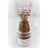 ''Sel fou'' Provençal © au gros sel gemme de source 100% naturel de Salies de Béarn , moulin rechargeable, 85 gr.