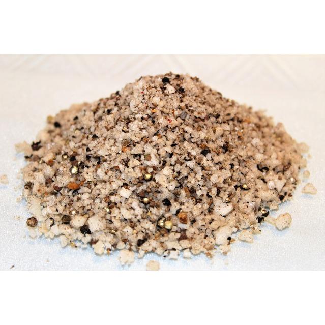 ''Sel fou'' 5 Baies © au gros sel gemme de source 100% naturel de Salies de Béarn , recharge 225 gr.