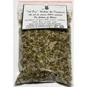 ''Sel fou'' Herbes de Provence au gros sel gemme de source 100% naturel de Salies de Béarn , recharge 85 gr.