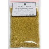 ''Sel fou'' Massala © au gros sel de source 100% naturel de Salies de Béarn , recharge 85 gr.