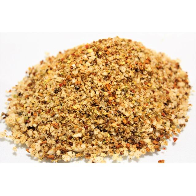 ''Sel fou'' à l'Italienne au gros sel de source 100% naturel de Salies de Béarn , recharge 85 gr.