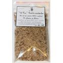 ''Sel fou'' Cumin & Coriandre © au gros sel de source 100% naturel de Salies de Béarn , recharge 85 gr.