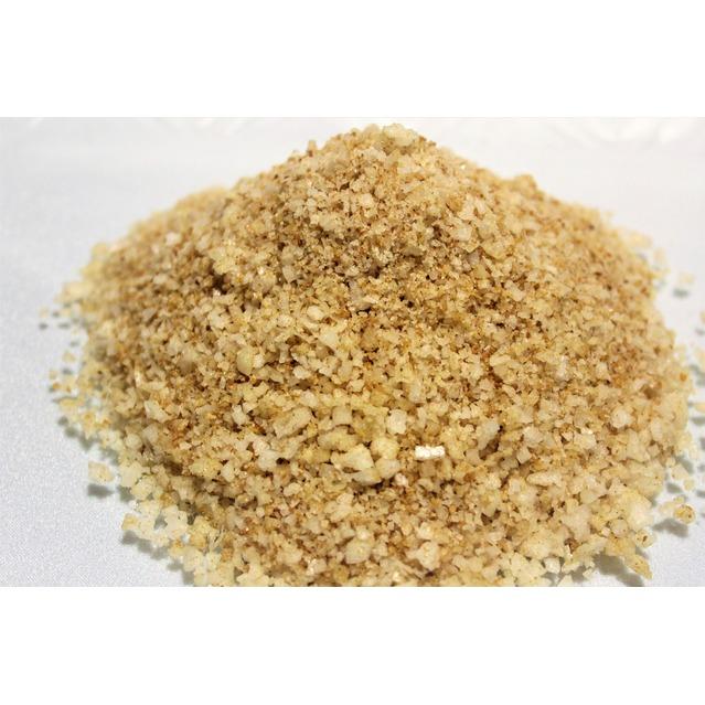 ''Sel fou'' Ail & Gingembre au gros sel de source 100% naturel de Salies de Béarn recharge 85 gr
