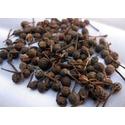 150 gr de Poivre sauvage de Madagascar en grain(Poivre Voatsiperifery), pot en verre.