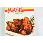 Vindaye et achard Mayil, Mélange d'épices moulu avec recette sachet de 50 gr,