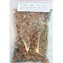 ''Sel fou'' Olive - Thym - Piment d'Espelette au gros sel gemme de source 100% naturel de Salies de Béarn , recharge 225 gr.