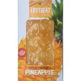 Ananas déshydraté, fruit sec sous vide, 175 gr
