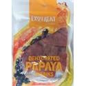 Papaye déshydraté, fruit sec en sachet 100 gr