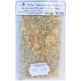 ''Sel fou'' Citron zeste -fenouil-romarin © au gros sel de source 100% naturel de Salies de Béarn , recharge 85 gr.