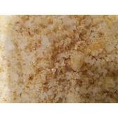 ''Sel fou'' Citron © au gros sel de source 100% naturel de Salies de Béarn , recharge vrac 85 gr.