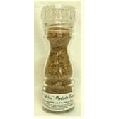 ''Sel fou'' Mexicain fort © au gros sel de source 100% naturel de Salies de Béarn , moulin en verre, 85 gr.
