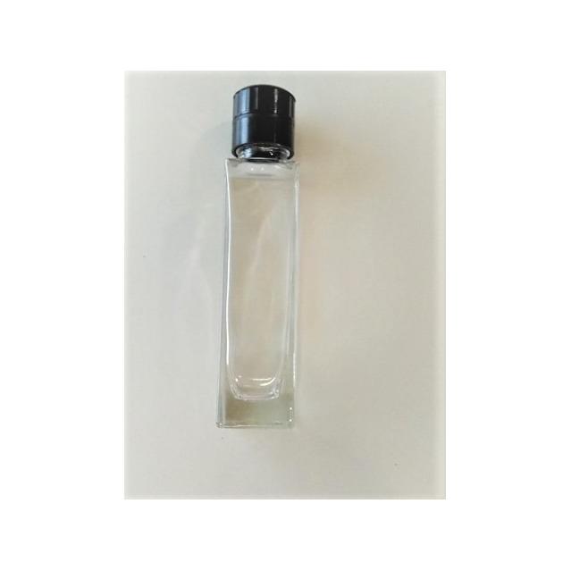 Moulin en verre avec grinder réglable gros et petit grain, quadro en verre 100 ou 200 ml