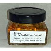 Koutia de mangue, pot en verre 120 gr,